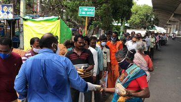 Food And Water Distribution